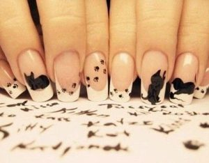 manicure francuski3